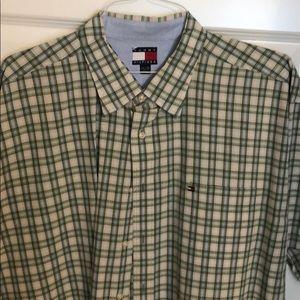 Tommy Hilfiger xxl shirt like new